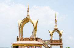 Wat Phasornkaew Temple is a Place For Meditation. At Thailand Royalty Free Stock Image