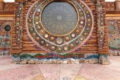 Wat Phasornkaew at thailand Royalty Free Stock Photography