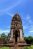 Wat Phasrirattanamahathat. In Lopburi of Thailand Stock Photos