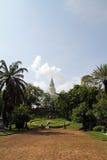 Wat phnom在金边 图库摄影