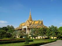 Wat Phnom,柬埔寨 库存照片