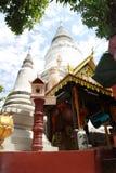 Wat Phnom, Phnom Penh, Cambodge Images stock