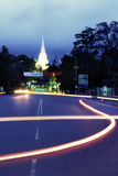 Wat- Phnom Penh, Cambodia Royalty Free Stock Images