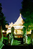 Wat- Phnom Penh, Cambodia Royalty Free Stock Photos