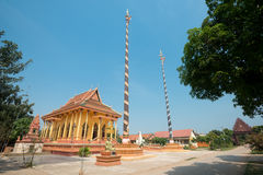Wat, Phnom Penh, Cambodia Royalty Free Stock Photography