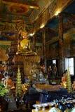 Wat Phnom Phnom Penh - Halna pagoda - Obrazy Royalty Free