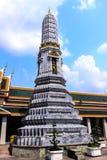 Wat pho曼谷泰国 库存图片