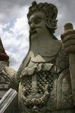 Wat Pho泰国巨人  免版税图库摄影