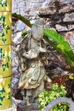Wat Pho雕象 库存图片