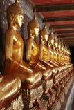 Wat Pho à Bangkok Photographie stock libre de droits