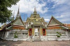 Wat Pho, świątynia w Tajlandia Zdjęcie Stock