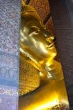 Wat Pho Βούδας στη Μπανγκόκ Στοκ εικόνα με δικαίωμα ελεύθερης χρήσης