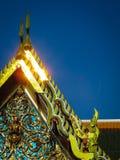 Wat Pho, Μπανγκόκ Στοκ Φωτογραφία