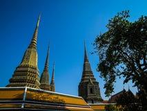 Wat Pho, Μπανγκόκ Στοκ Εικόνες