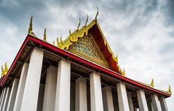 Wat Pho, Бангкок, Таиланд Стоковая Фотография RF