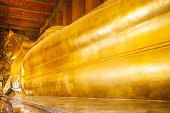 Wat Pho, Бангкок Стоковые Изображения RF