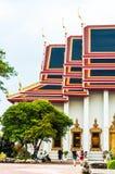 Wat Pho буддийский висок в районе Phra Nakhon, Бангкоке, Стоковые Фото