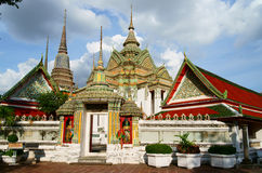 Wat Pho Royalty Free Stock Photography