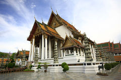 Wat Pho foto de archivo