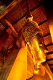 Wat Pho immagine stock libera da diritti
