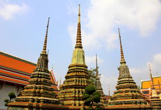Wat Pho 免版税库存图片