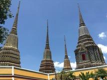 Wat Pho Стоковое Изображение