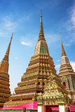 Wat Pho Photo stock