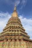 Wat Pho Royalty-vrije Stock Fotografie