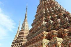 Wat Pho Stock Afbeelding
