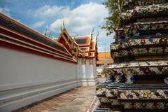 Wat Pho Fotografia Stock