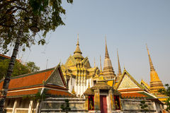 Wat Pho Στοκ Φωτογραφίες