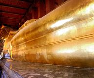 Wat Pho fotografia royalty free
