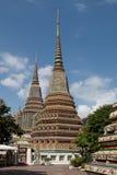 Wat Pho in Bangkok Stock Image