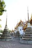 Wat Pho Bangkok royaltyfri fotografi