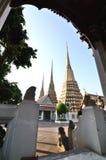 Wat Pho Bangkok royaltyfri bild