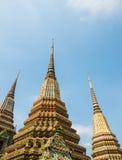Wat Pho, Bangkok Obrazy Royalty Free