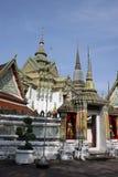 Wat Pho, Bangkok Immagine Stock