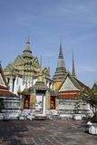 Wat Pho, Bangkok Fotografia Stock Libera da Diritti