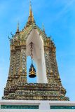 Wat Pho In Bangkok Royalty Free Stock Photos
