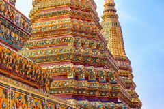 Wat Pho In Bangkok Royalty Free Stock Photo