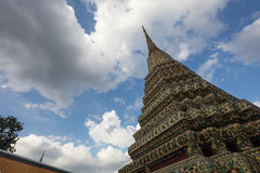 Wat Pho, Bangkok Royalty Free Stock Image