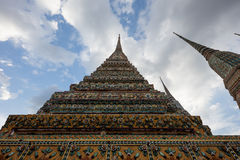 Wat Pho, Bangkok Royalty Free Stock Images