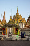 Wat Pho at Bangkok Royalty Free Stock Photo