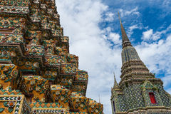 Wat Pho, Bangkok, Tailandia Fotos de archivo libres de regalías