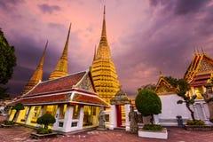 Wat Pho in Bangkok Stock Images