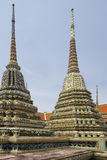 Wat Pho in Bangkok - Thailand Royalty Free Stock Photos