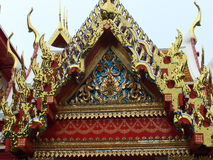 Wat Pho, Bangkok, Thailand Stockbild