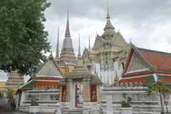 Wat Pho Bangkok  Thailand Stock Photos