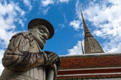 Wat Pho, Bangkok, Thailand Stock Images