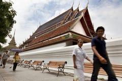 Wat Pho at Bangkok Stock Photography